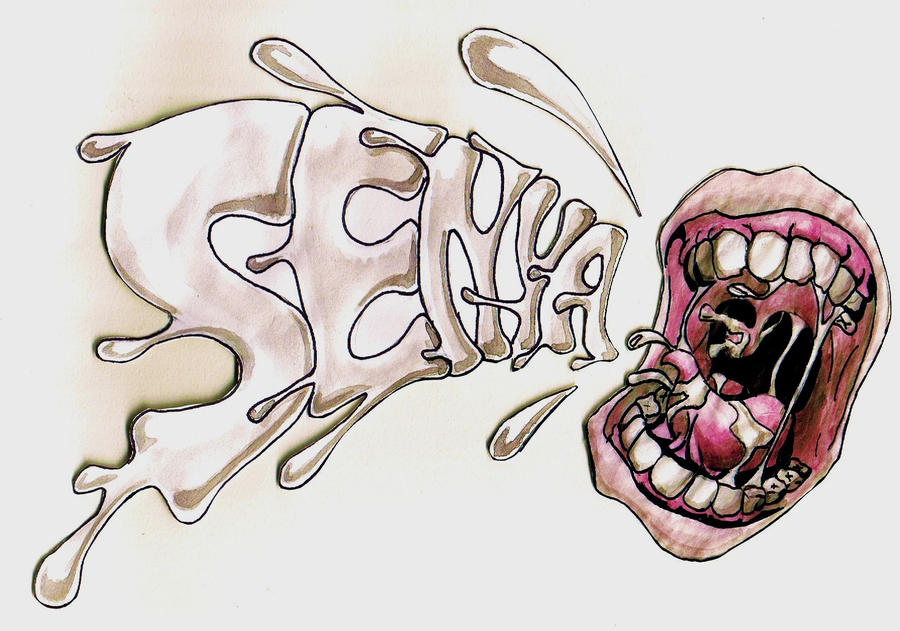 Senya T-Shirt Design by Ryan-DeadPhilosopher