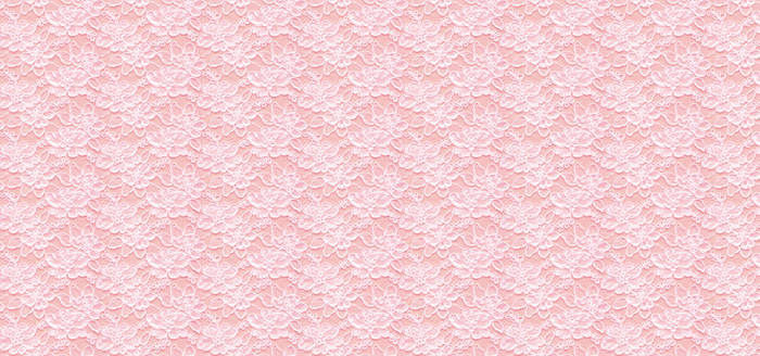 Pink Lace Flower Background by SolaSingar