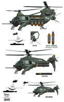 Helicopter-2 by marksanwel