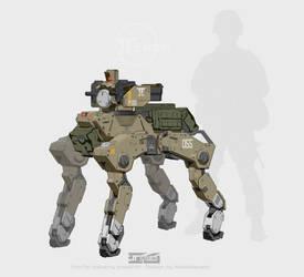 mecha P90 carrier