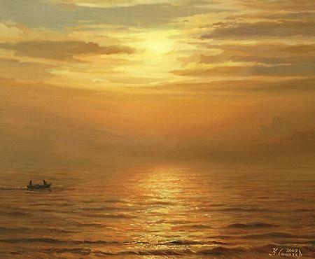 Faraway From Shore by kirilart