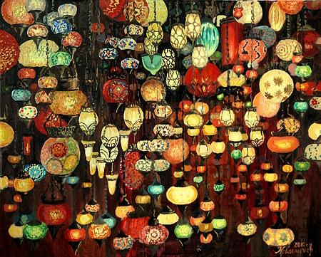 Magic of The Orient by kirilart