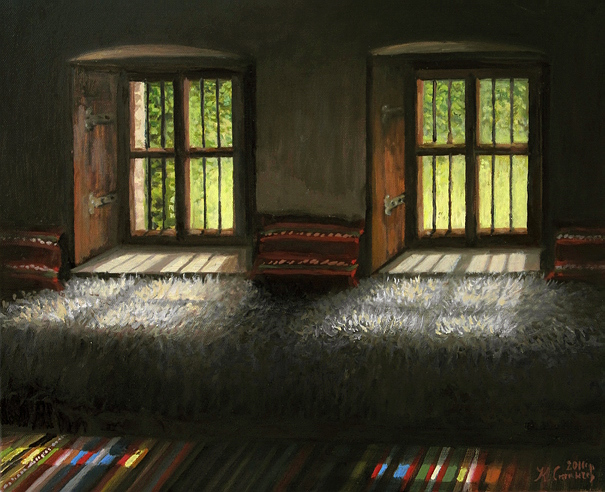 Window To The Past by kirilart