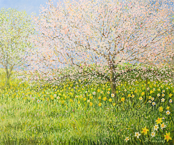 Springtime Impression by kirilart