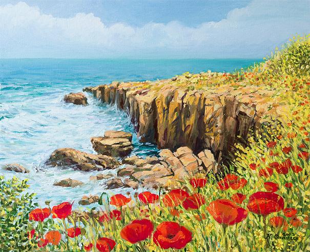 Summer Breeze by kirilart