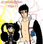 Ling Xiaoyu With jin kazama