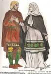 Medieval Fashions 1