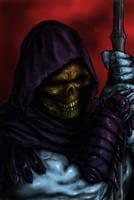 Eskeletor acabado/ Skeletor finished by Jagoba