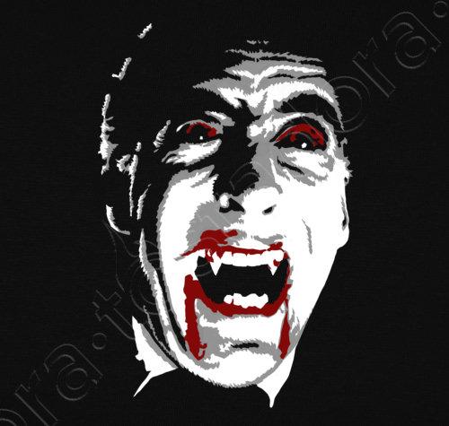 Dracula - T- Shirt by Jagoba