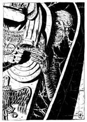 Classics terror. The Mummy by Jagoba