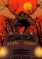 Jeepers Creepers by Jagoba