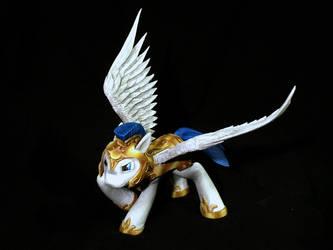 Celestia's Royal Pegasus Guard - Final single shot by frozenpyro71