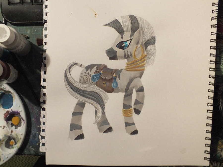 Zecora by frozenpyro71