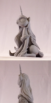 Celestia - Final Sculpt.