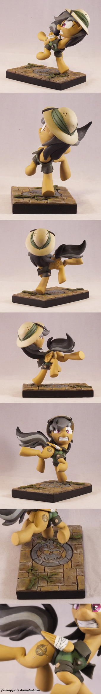 Daring Do - Spin by frozenpyro71