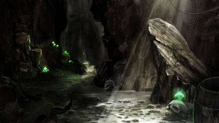 Caverns of Solitude