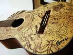 my guitar wip !!! by Hamzeh-Kalimat