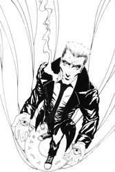 Constantine WIP by kylebice