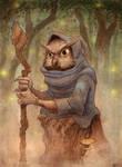 Wizard Ugla by kylebice