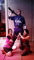 Welcome to Raccoon City (Resident Evil 2)