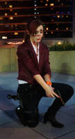 Contemplation | Claire Redfield Cosplay 2015