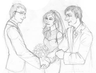 Inktober 2017- Geara Wedding by Styxxsardonyx