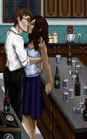 Geara First Kiss by Styxxsardonyx