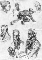 Doodles 2 by Conlai