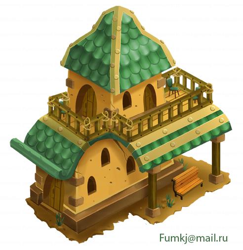 house by Fumkj