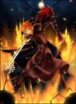 bond of flames