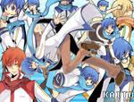 the many faces of KAITO