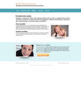 Ortodontie design