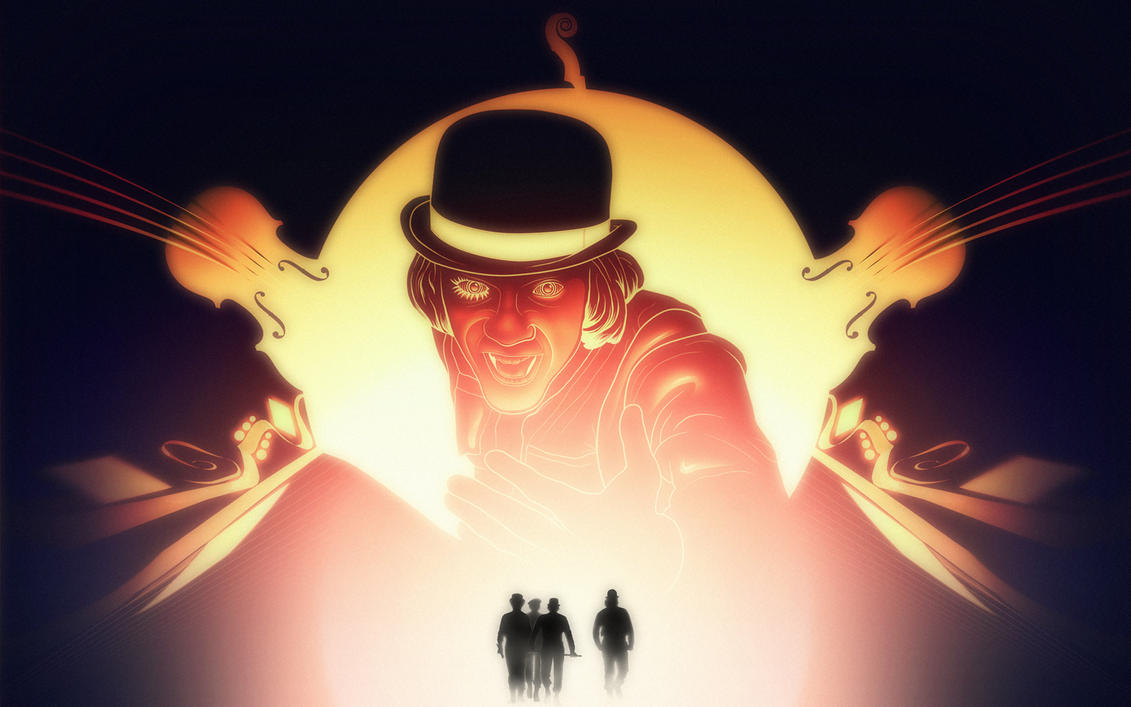 A Clockwork Orange by TJ-L