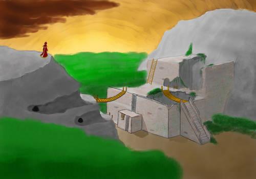 Ruins concept