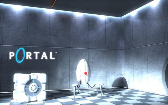 Portal Room by mahalis