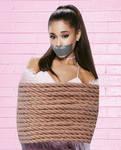 Ariana Grande Bondage Photoshoot
