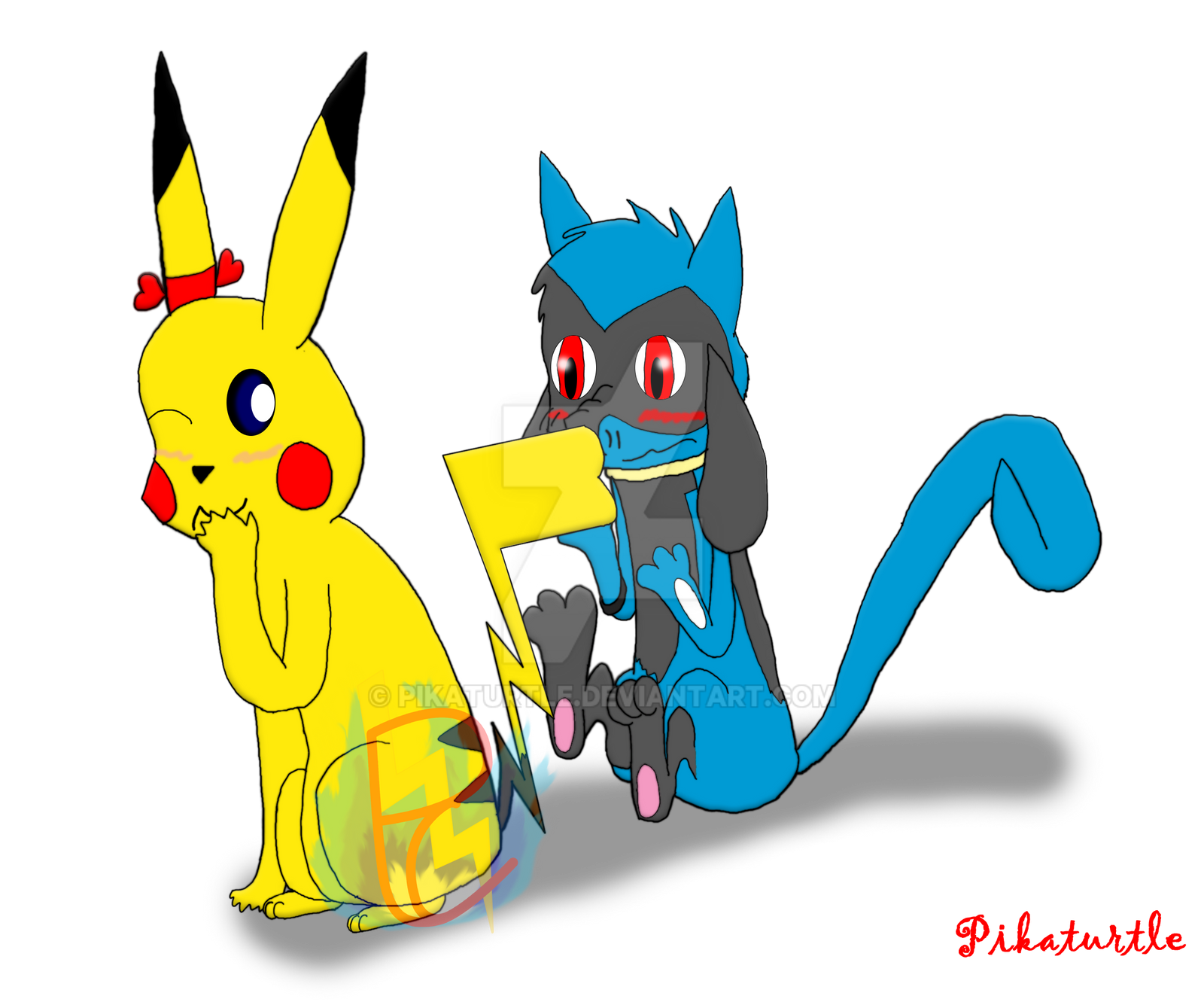 Sparkle Used Tail Whip! 2015 Edition! by Pikaturtle on ...