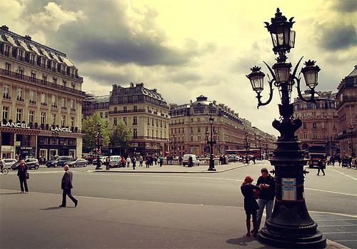 Paris by LostInHollywood