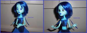 Lapis Lazuli doll custom WIP