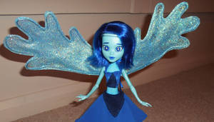 Lapis Lazuli custom monster high doll