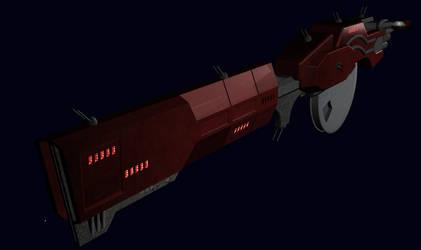 Soviet Gunship - RG Concept by ToddMcCloud