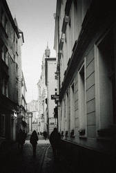 Poznan by PencilsAndInk