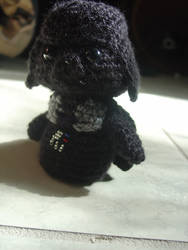 Amigurumi Darth Vader by Lady-Nocturna