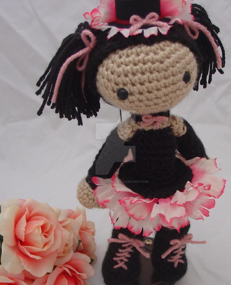 Amigurumi doll - New pattern by Lady-Nocturna on DeviantArt