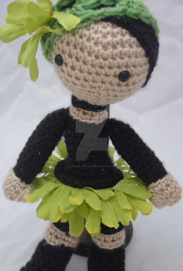 Amigurumi doll - Lady Ana by Lady-Nocturna