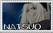 Natsuo stamp by Havley