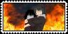 Tsukikxfrank stamp by Havley
