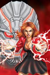 Scarlet Witch - Age of Ultron