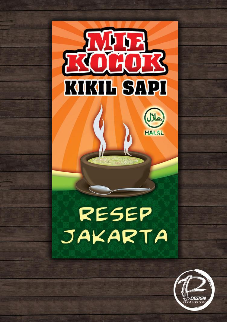 Mie Kocok Kikil Sapi by roodyjuliant on DeviantArt