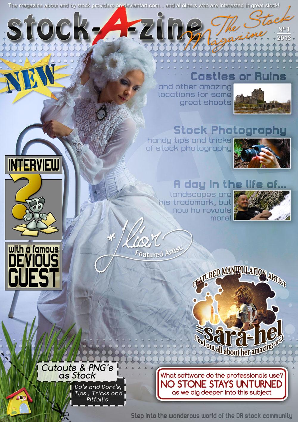 Magazine Concept by Khudozhnik-Stock